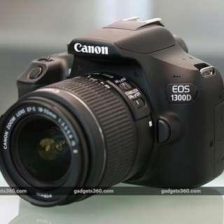 Kredit Kamera Canon 1300D Proses Kilat Tanpa Kartu Kredit Dp Minim Cuma Buat Akhir Bulan Ini Aja