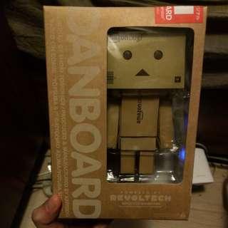 Amazon 大紙盒人