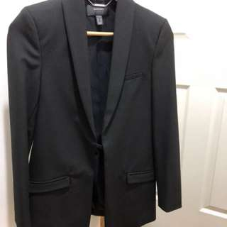 Black Blazer from Mango