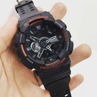 GSHOCK TWO TONE WATCH