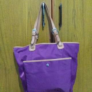 Arrow Purple Bag
