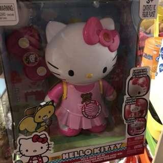 Hello Kitty 遙控公仔