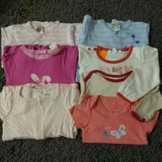 Combo Baby Clothes 6-12M