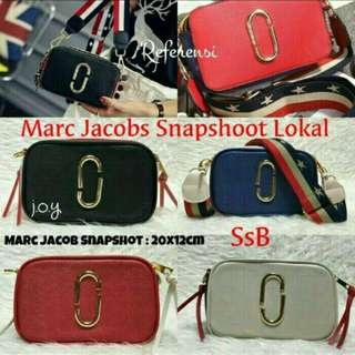 Marc Jacobs snapsoot lokal