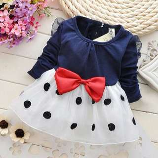 DRESS RIBBON BABY