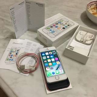 iPhone 5S 16GB 4G LTE ex iBox full ori