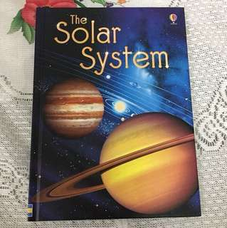 The Solar System by Emily Bone (Hardcover)
