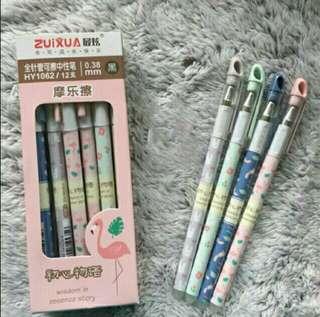 24 pcs Erasable Pens