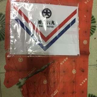 已結業大丸百貨公司全新膠袋連包裝紙一張