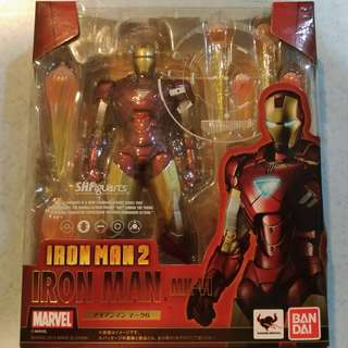 Shf Iron Man Mark 6