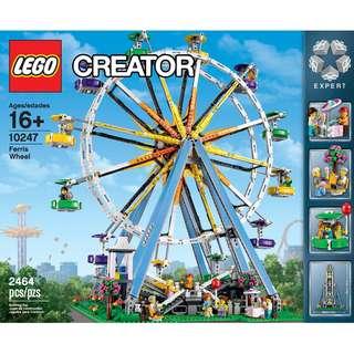 LEGO 10247 Creator Ferris Wheel ( Last 2 ) 22-24% OFF