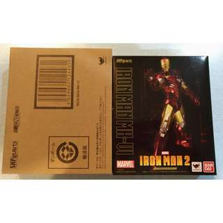 Shf Iron man Mark 6 2.0