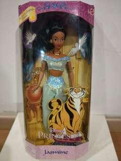 Collectible Jasmine, Disney Princess doll