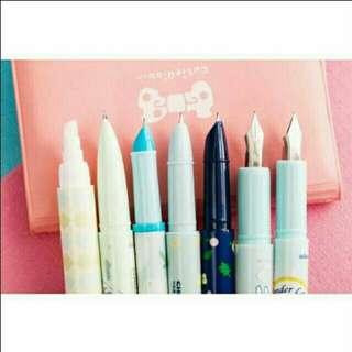 7in1 Fountain Pens