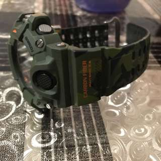 Gshock Rangeman Camo Edition. Used.