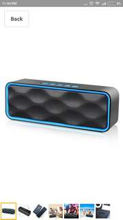 Wireless Speaker,Bluetooth Speaker