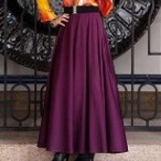 Skirt Kembang Muslimah