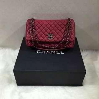 Chanel Lambskin Seasonal Flap