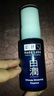 Hadalabo Ultimate Whitening Essence(Serum)#JAN25