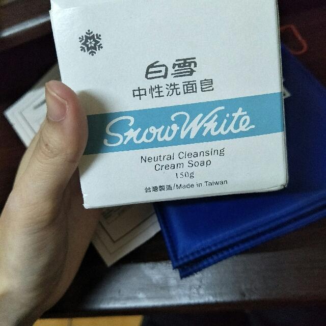 白雪洗面皂