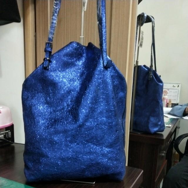 牛皮包款(藍