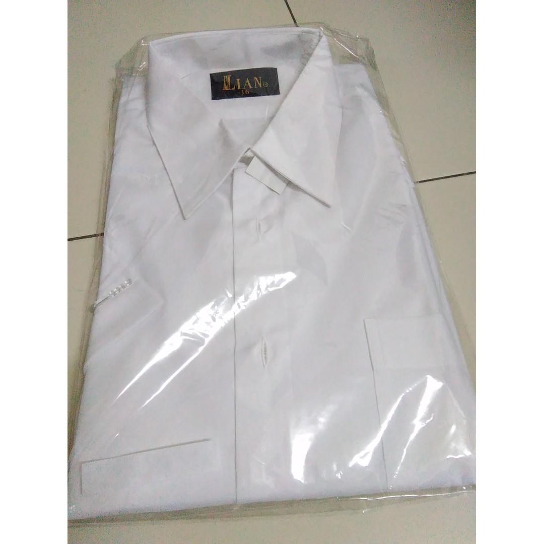 上班 正式 素面 長袖襯衫