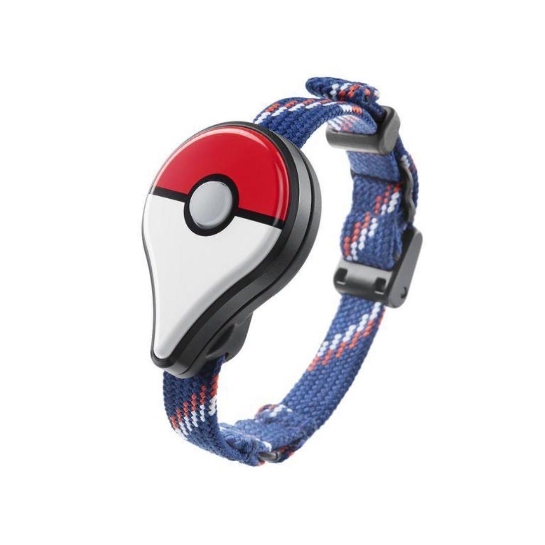 寶可夢 pokemon go plus 藍芽手環 日本版本 盒子在 主體配件都在 主體八成新功能正常 加送送電池備用 新莊自取 再便宜請詢問