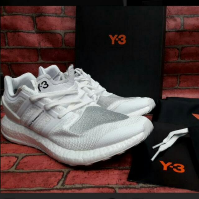 cab55399e ADIDAS Y-3 Pure Boost Triple White