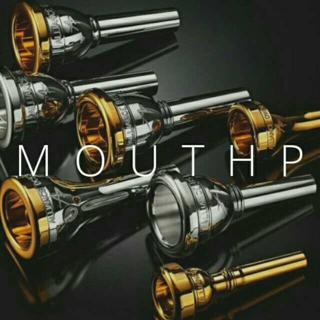 ALLIANCE WA11-8GR Mouthpiece Trumpet (UK) Silver Plated