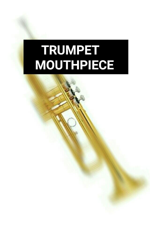 ALLIANCE WA11-8SP Mouthpiece Trumpet (UK) Silver Plated