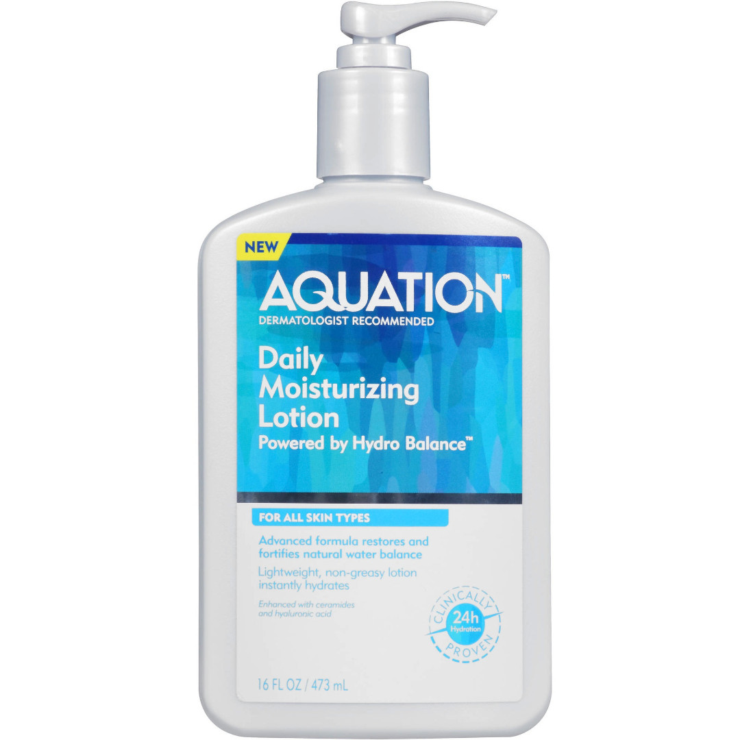Aquation Daily Moisturizing Lotion 473ml Made in USA Alternative to Cetaphil