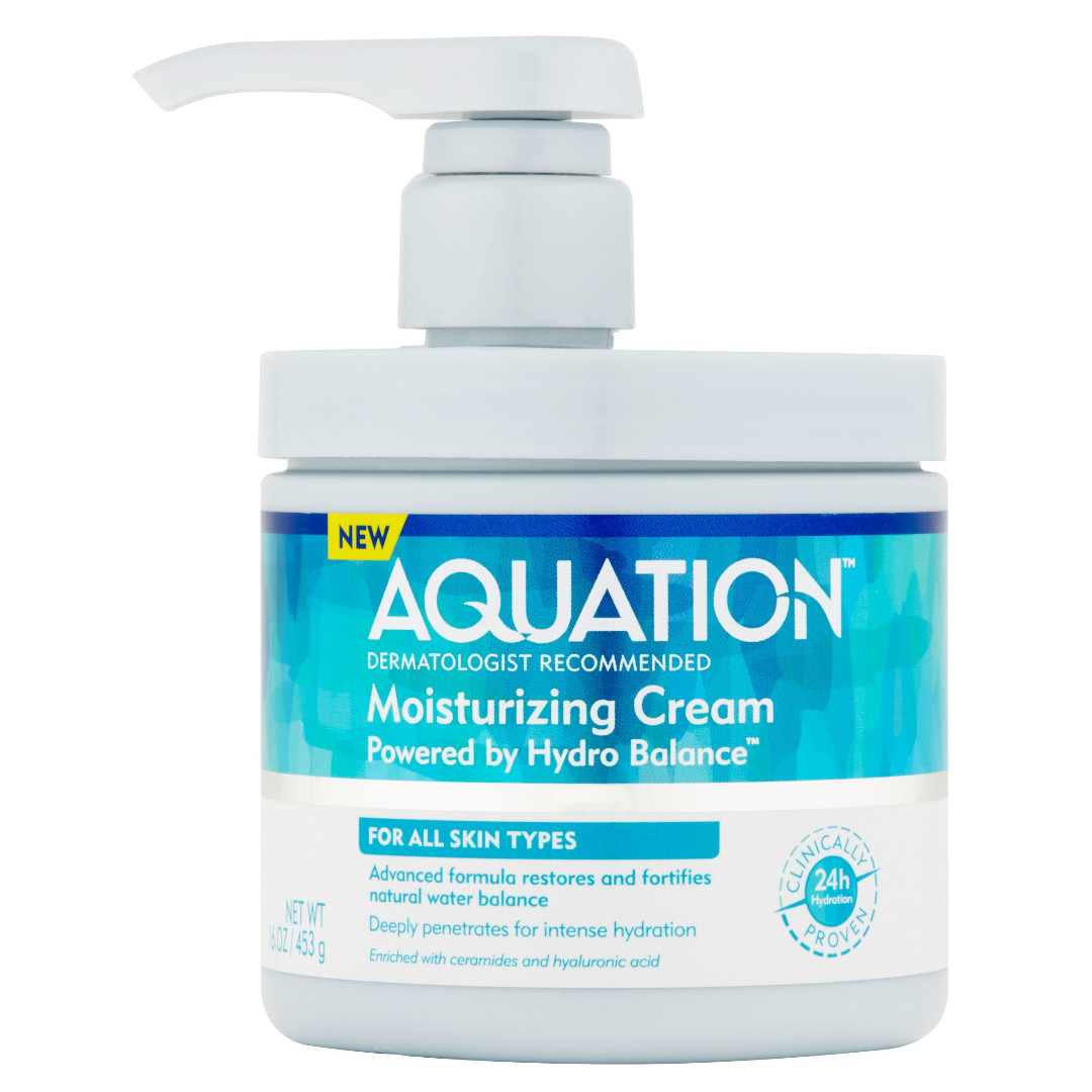 Aquation Moisturizing Cream 453ml Made in USA Alternative to Cetaphil