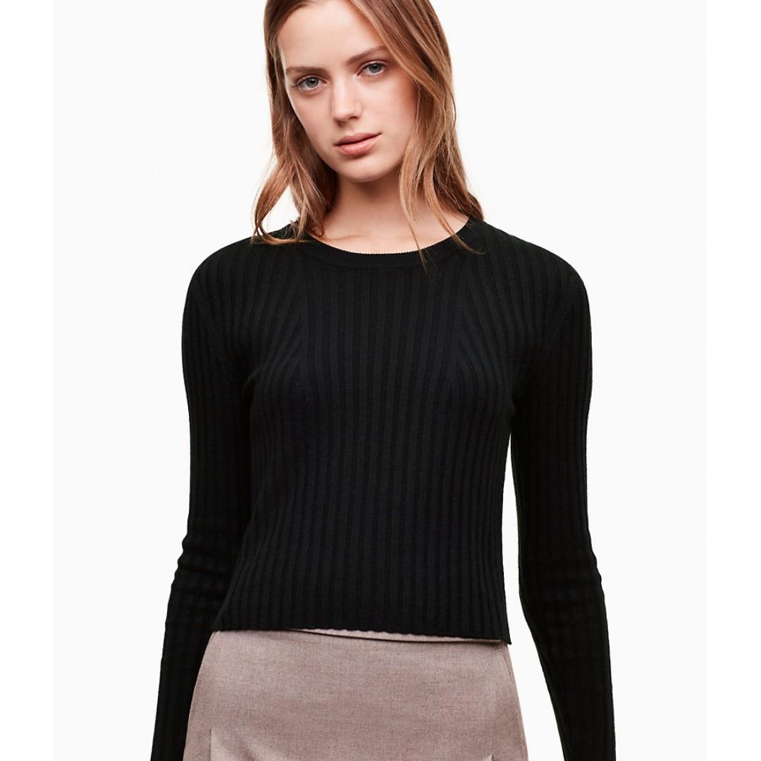 Aritzia Babaton nathaniel sweater XS
