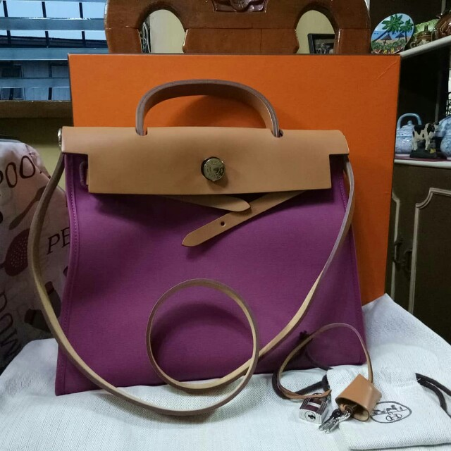 Auth. Hermes herbag pm