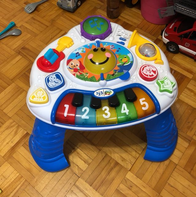 Baby Einstein's activity table