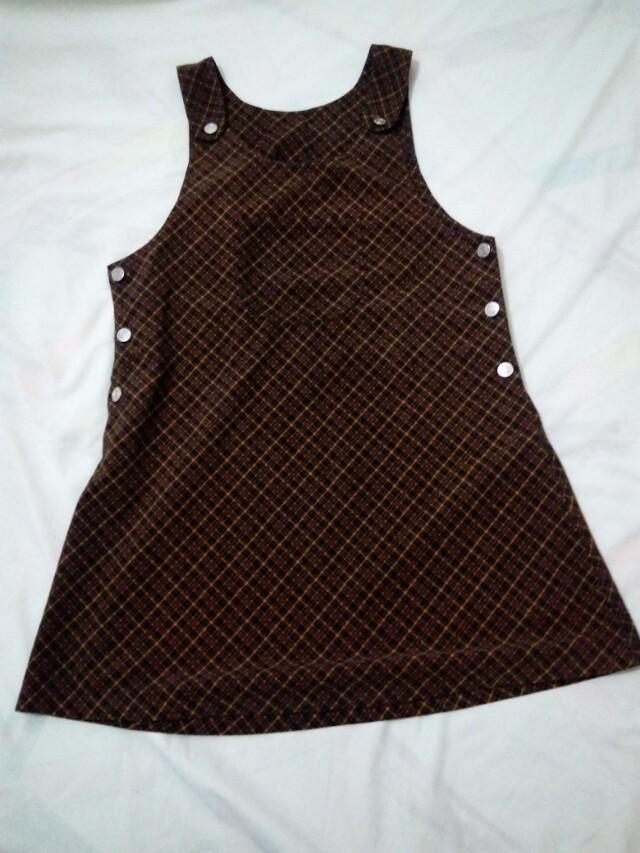 Bayo Jumper Dress