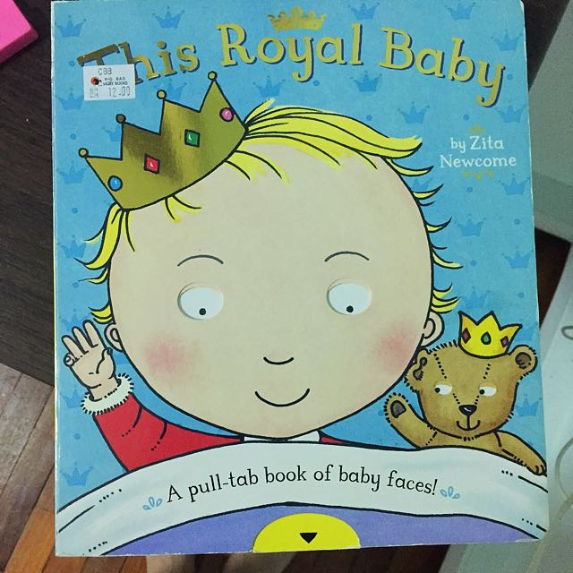 Bedtime story for baby