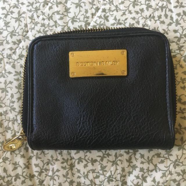 Black wallet 🐻