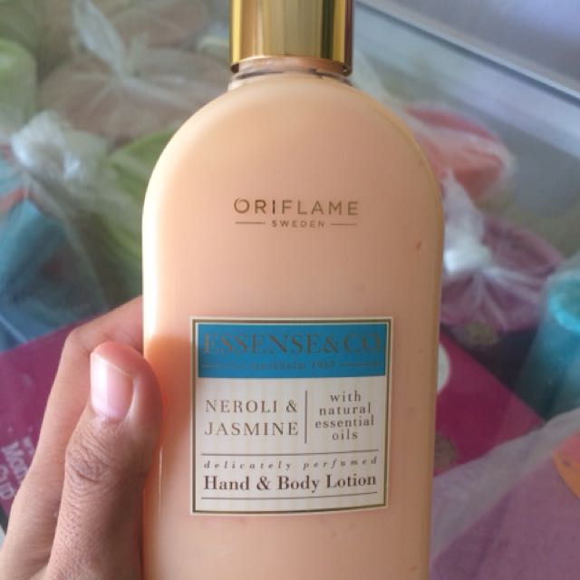 Body lotion oriflame