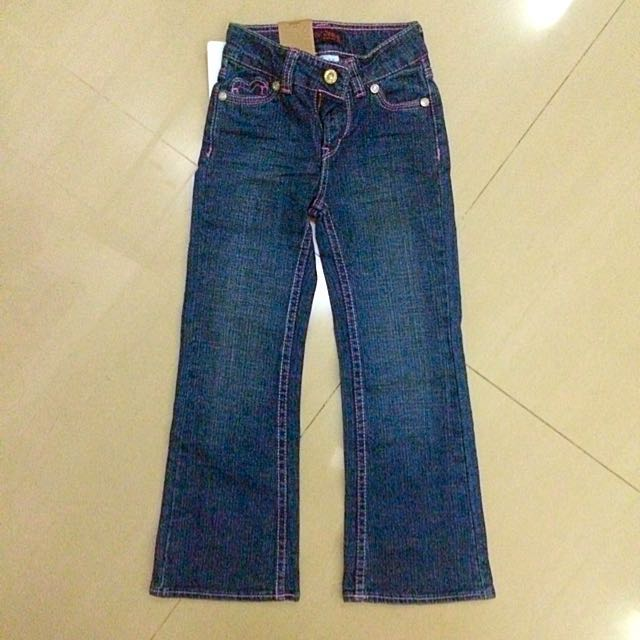 8fffabe56fa Brand New Levi's Boot cut Girl Jean, Babies & Kids on Carousell