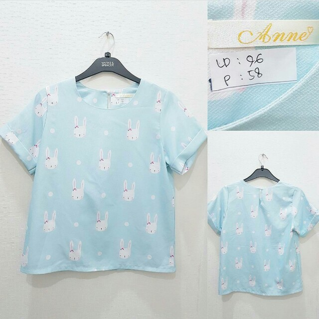 Bunny Top Anne