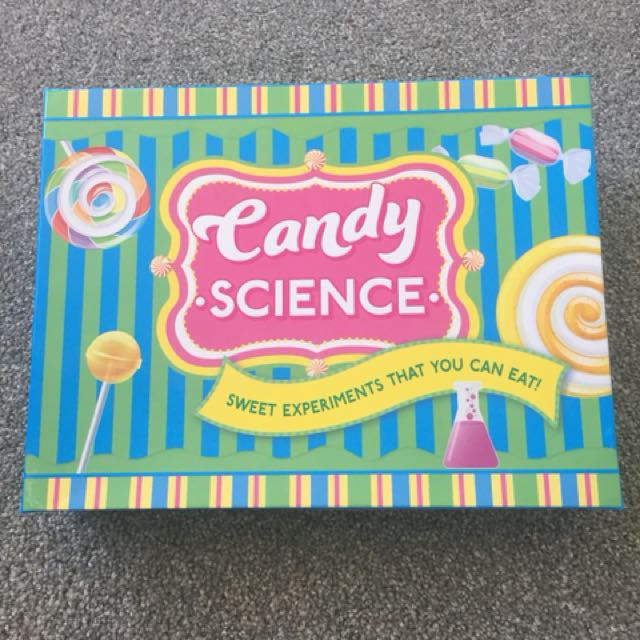 """Candy science"" kit"