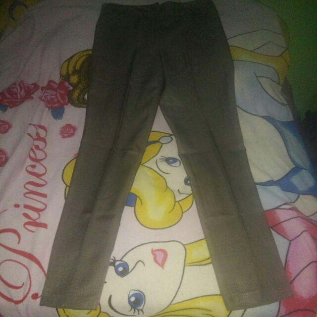 Celana Bahan Hosc