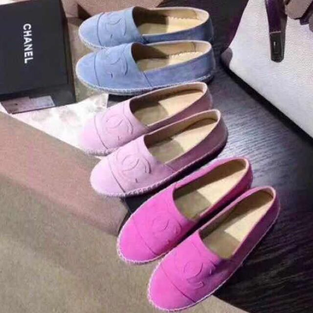 Chanel espadrilles high quality AAA