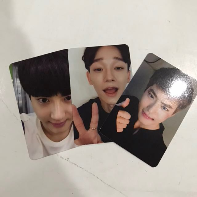 Chen and Suho PC's