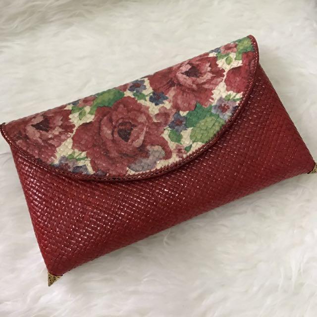 Clutch bag tradisional