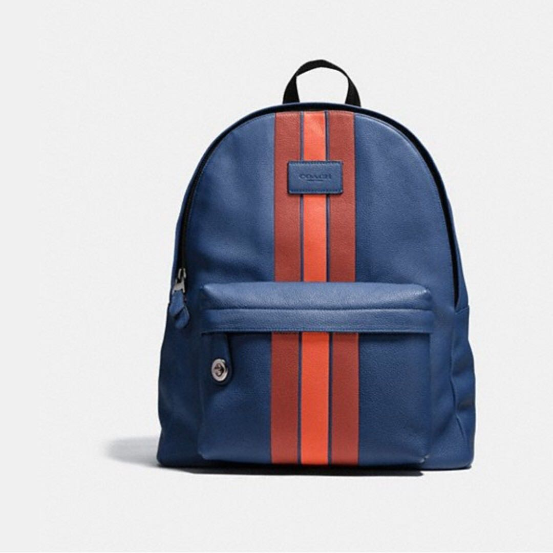 COACH Campus Backpack Leather for HIM - SALE up to 35% from Store