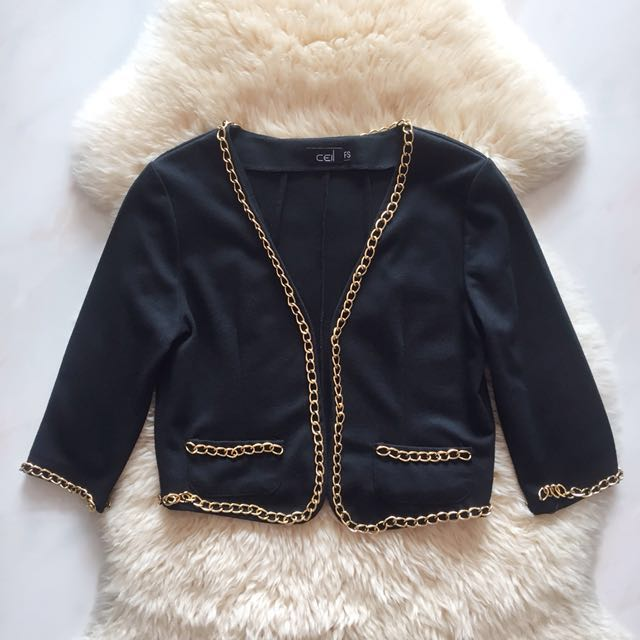 Coco black gold outer