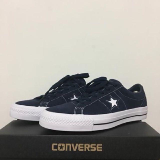 Converse  [con one star pro] 深藍
