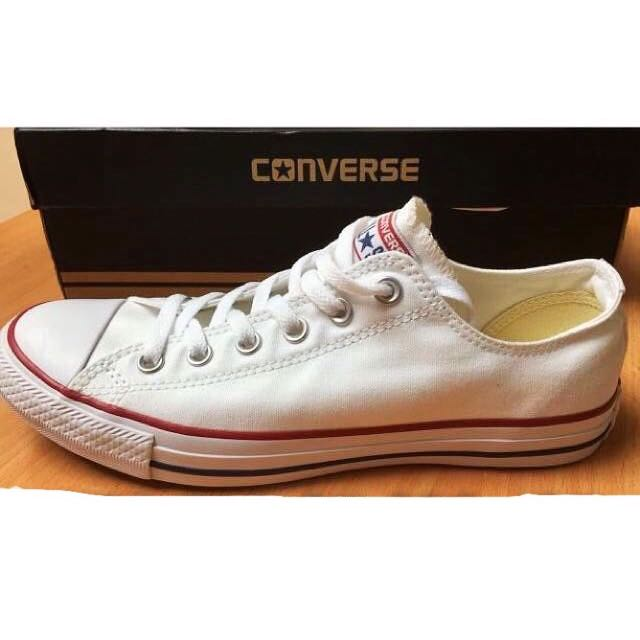 Converse Cut Low Canvas Men's Optical Fashion Ct As Footwear White RAxR1FHw